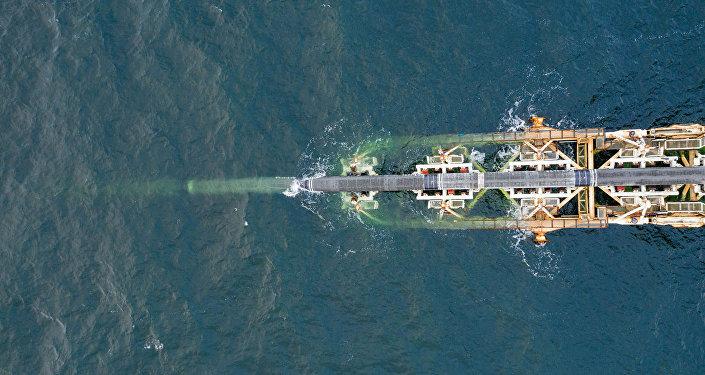 德國經濟和能源部稱不接受美國對「北溪-2」項目的超地域制裁
