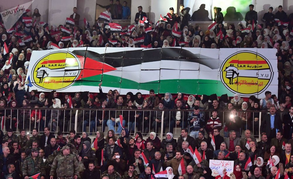 慶祝阿勒頗解放週年紀念日