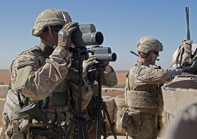 媒體:美國開始從敘利亞撤出地面軍事技術裝備