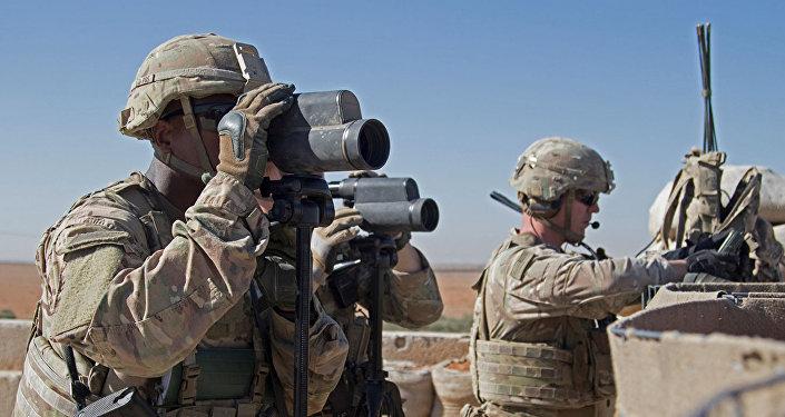 媒体:美国开始从叙利亚撤出地面军事技术装备