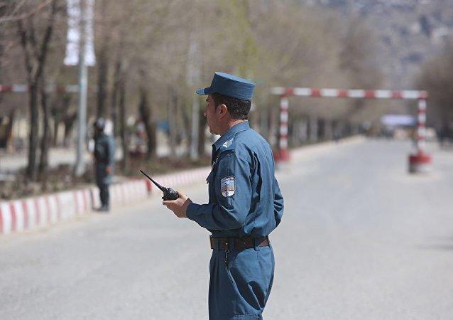 阿富汗一警察局遭襲 30人受傷