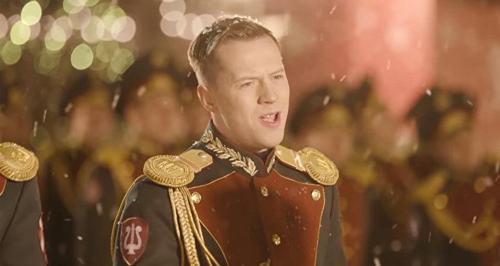 俄联邦近卫军模范歌舞团演绎《Last Christmas》