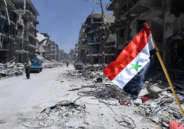 俄羅斯一天內在敘境內發現3起破壞停火制度事件
