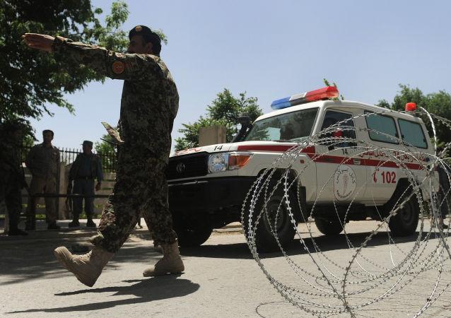 媒體:喀布爾爆炸造成至少18人死亡100多人受傷