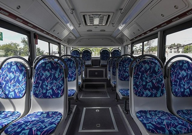 中國宇通客車將參加俄聖彼得堡國際客運創新論壇