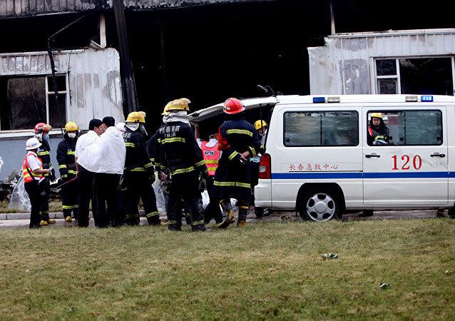 福建晉江一民宅發生火災致3死2傷 嫌疑人已被刑拘