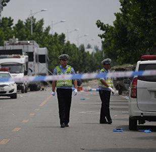 华媒:四川泸州发生一起车辆翻覆事故致2死2伤