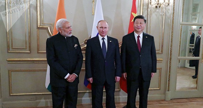 专家:中俄印峰会或改变国际关系架构