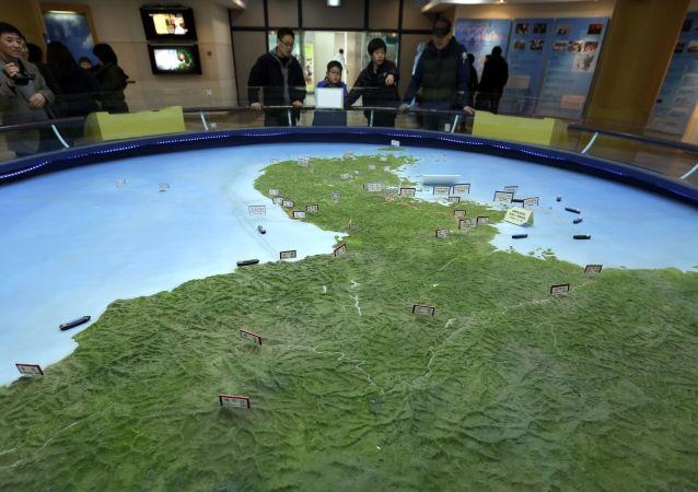 俄中就加大朝鲜半岛局势调解力度进行讨论