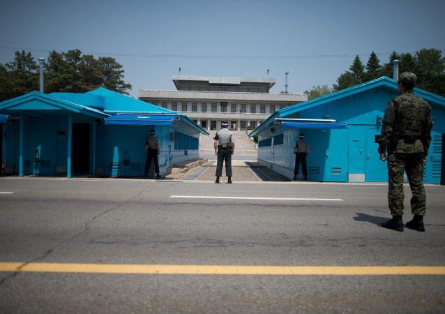 韩朝边界非军事区