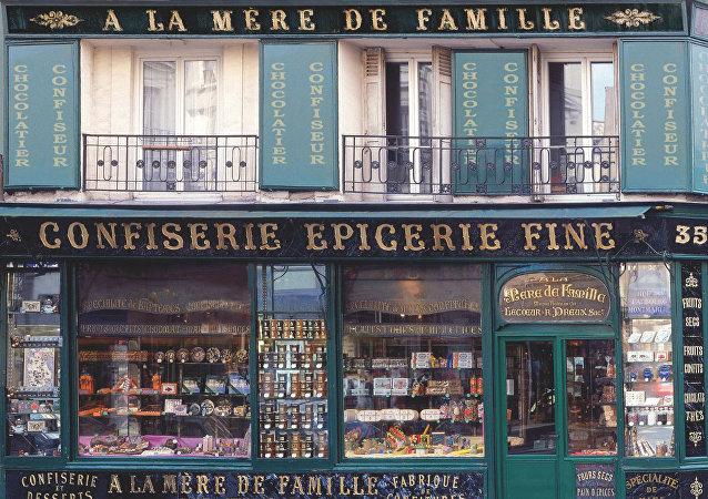 巴黎老牌甜品店圣诞夜被盗