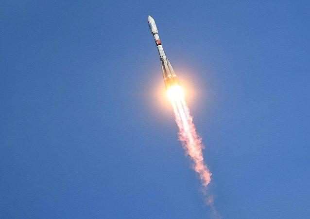 俄兩顆地球遙感衛星「老人星-V」已被送入預定軌道