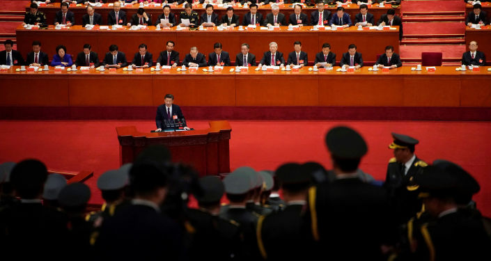 俄专家:中国2018年政治经济中的重大事件