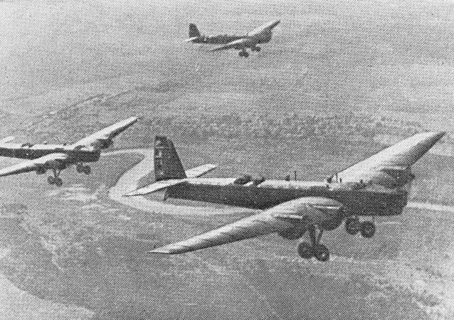 """俄驻朝外交官要求查明1945年""""空中撞击""""细节"""