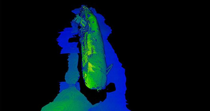 二战时期幽灵船完好出现在美国海岸附近
