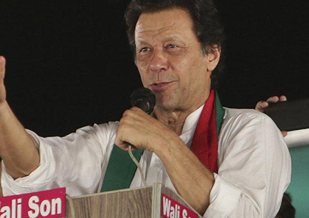 巴基斯坦總理期待在上合峰會期間與普京會晤