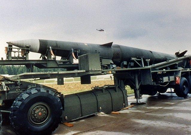 """俄战略导弹设计师:美国对在欧部署""""潘兴""""感兴趣"""