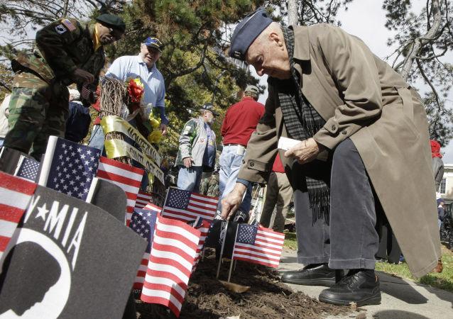 美國最年長二戰老兵去世享年112歲