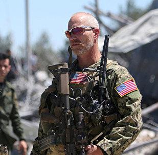 美国驻叙军队
