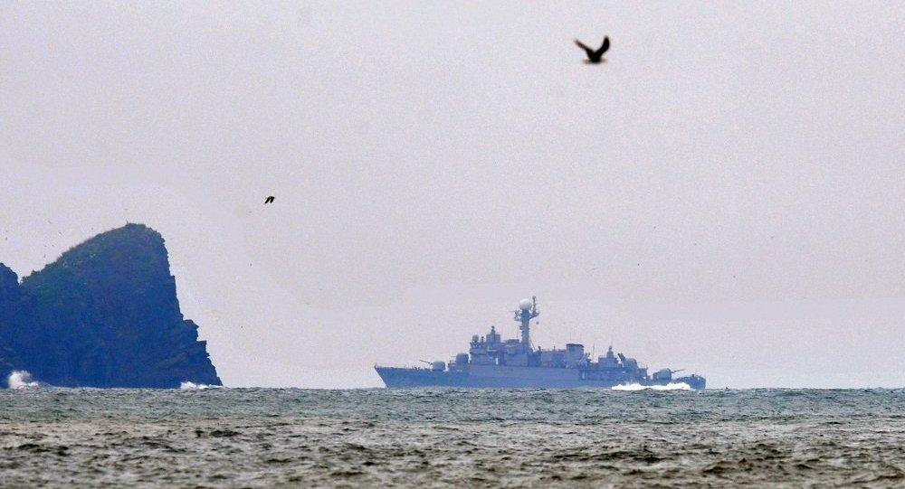 """韩国派新军事部队赴亚丁湾 疑响应美国建""""护航联盟""""号召"""