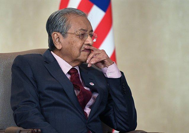 馬來西亞總理馬哈蒂爾·穆罕默德