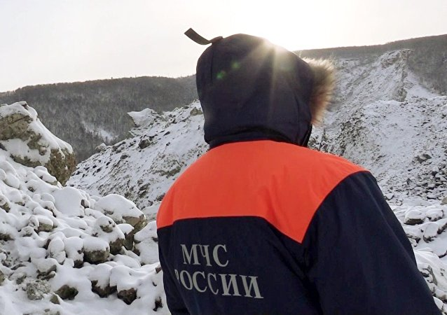 俄哈巴罗夫斯克边疆区雪崩事故最后一名幸存者被找到