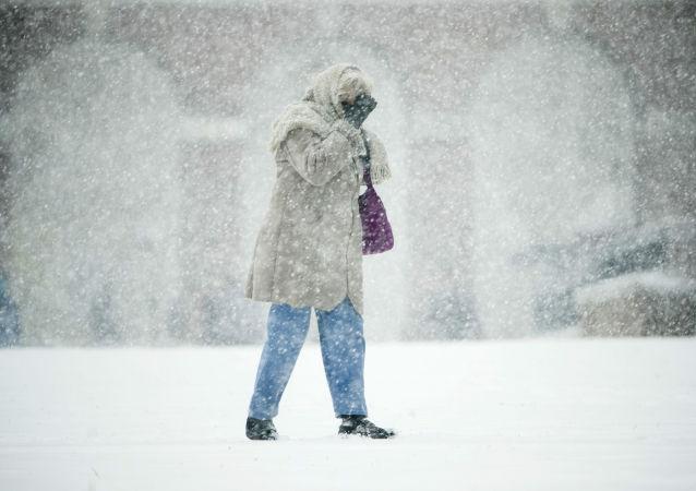 媒體:美國強暴雨和降雪造成6人死亡