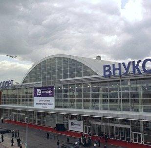 伏努科沃機場