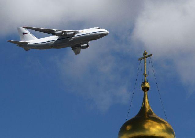 俄罗斯开始着手建造替代安-124鲁斯兰的飞机