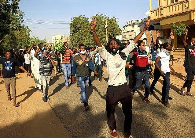 苏丹多政党要求总统成立国家管理过渡委员会