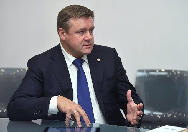 俄罗斯梁赞州州长柳比莫夫