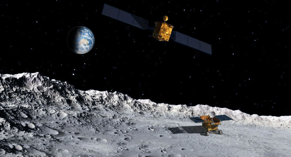 中国航天局:中俄月球与深空探测合作是双方重点商谈方向之一