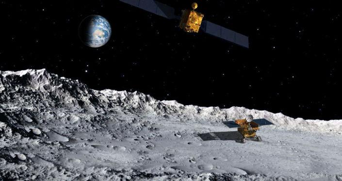 中國航天局:中俄月球與深空探測合作是雙方重點商談方向之一