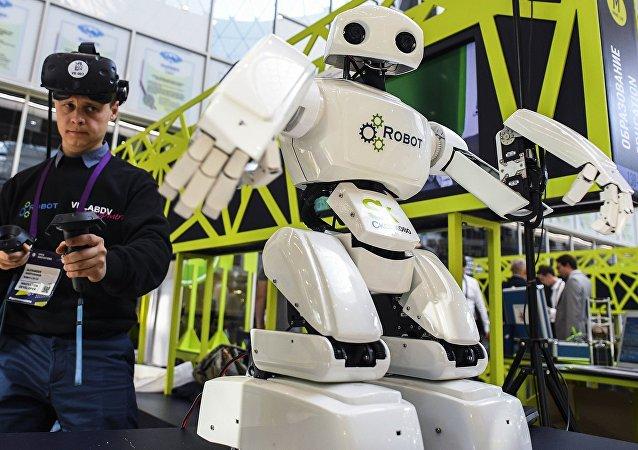 機器人助手