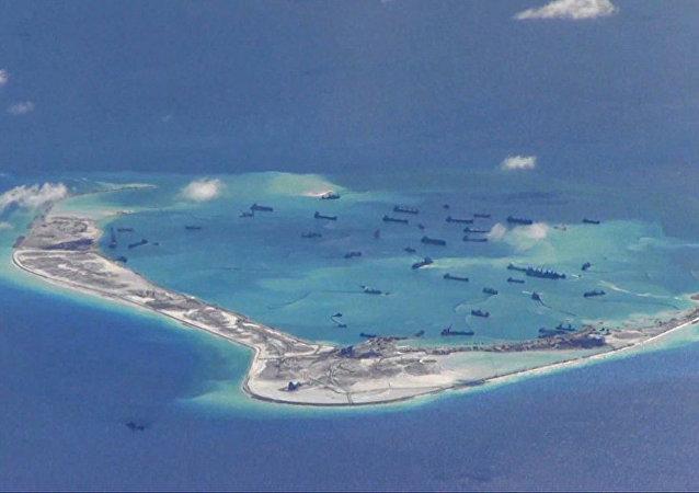 中國外交部:美國軍艦擅自進入中國海域行為侵犯中國主權
