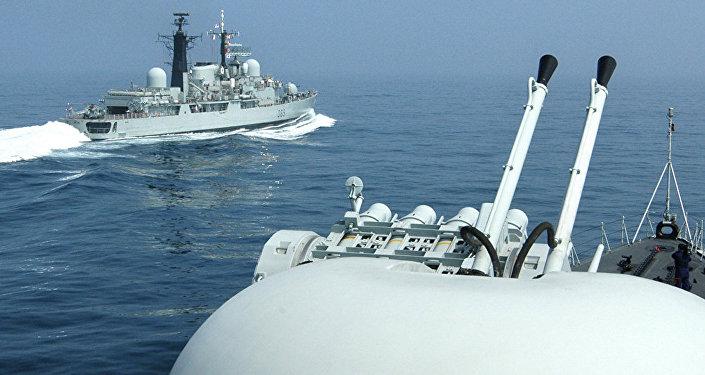英國在東南亞設軍事基地或給英中關係帶來陰影