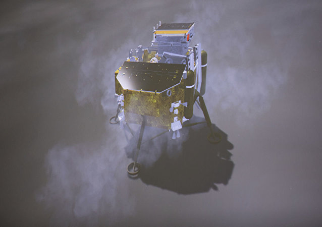 """""""嫦娥-4""""号探测器"""