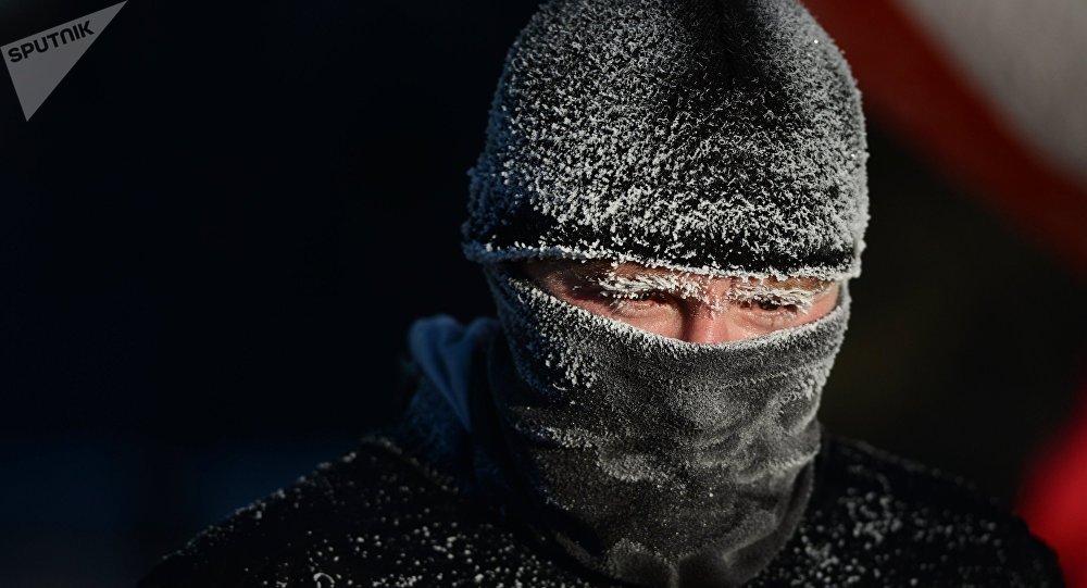 在雅库特共和国将举行零下45度条件下的国际马拉松