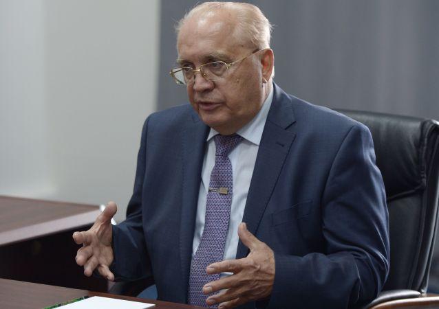 莫斯科国立大学校长:俄中建交70年来教育合作不断加强