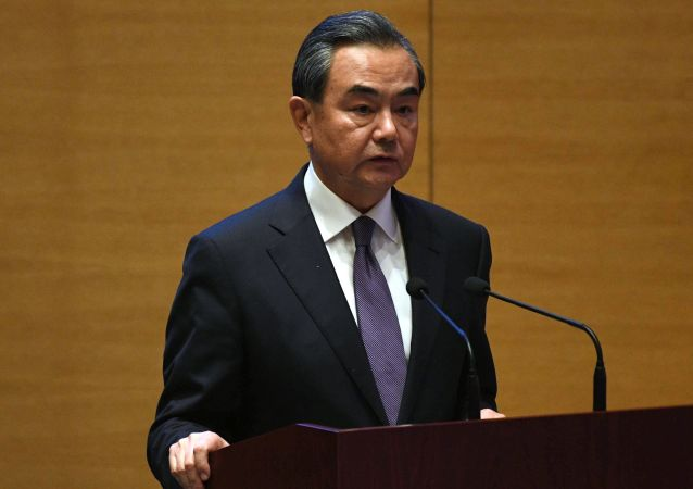 王毅:朝核問題各方應有理性預期 不應從一開始提出不切實際要求