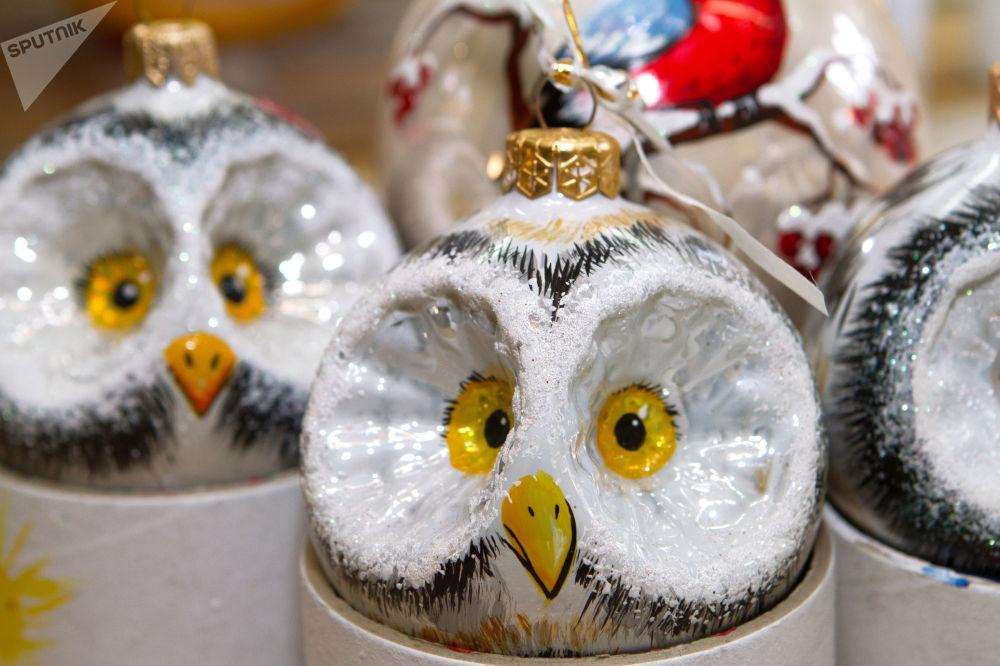 下諾夫哥羅德「阿里埃爾」聖誕裝飾廠