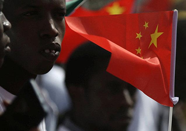 中非開啓新的政治合作年