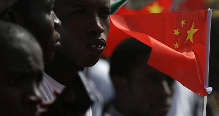 中非开启新的政治合作年
