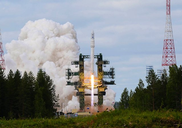 「安加拉」號運載火箭