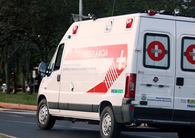 媒體: 巴西大型交通事故致6人死亡23人受傷