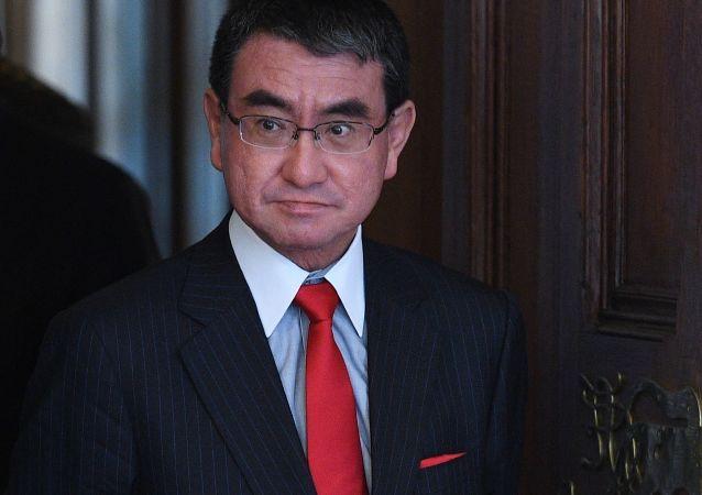 日本外相计划1月14日与拉夫罗夫商讨和平条约问题