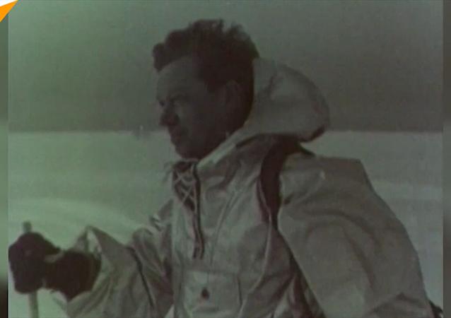 首次南極探險