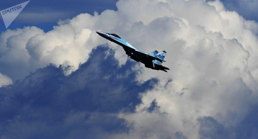 俄方表示願意向土耳其供應蘇-35戰鬥機