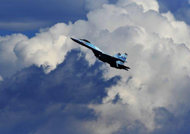 俄方表示愿意向土耳其供应苏-35战斗机