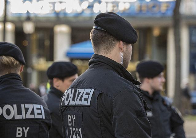 德国四家州法院接到爆炸威胁